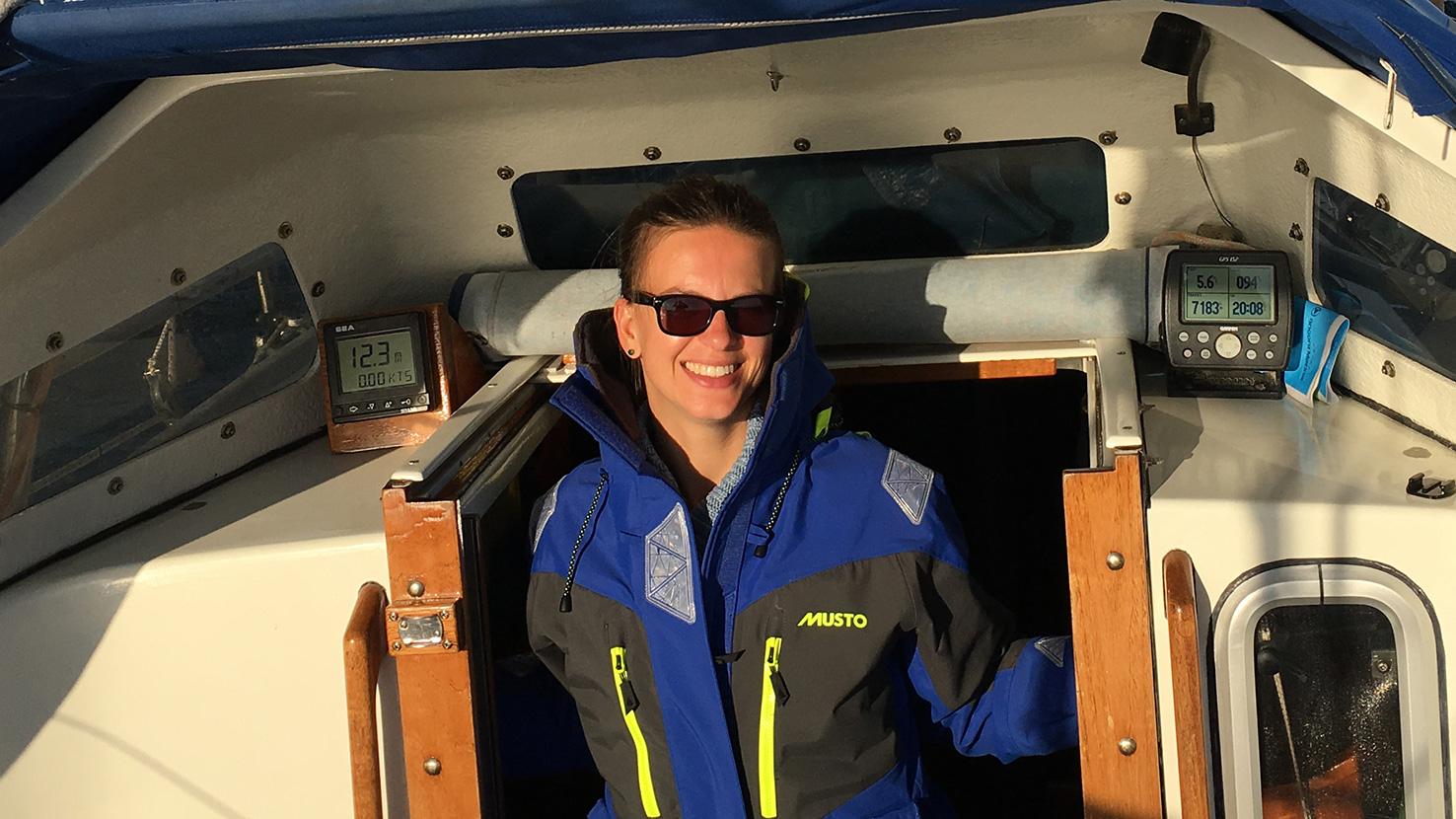 Das Leben auf dem Boot